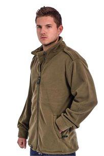 """מעיל פליז חד צדדי חגור בהתאם לעיצוב הצה""""לי במגוון צבעים לבחירה"""