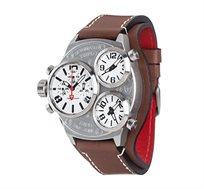 שעון יד כרונוגרף אנלוגי לגבר - TRIPLO