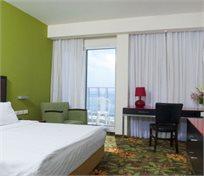 חופשת אוגוסט בצפון! רק ב- ₪699 לזוג וילד ב-₪99 ללילה על בסיס ארוחת בוקר במלון 'מדיסון נהריה'!
