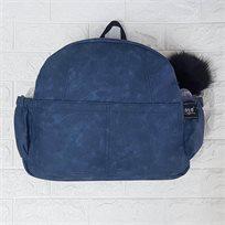 Bag - B תיק החתלה - ג'ינס כהה