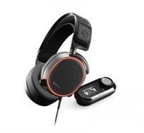 אוזניות גיימינג  איכותיות Arctis Pro + GameDAC