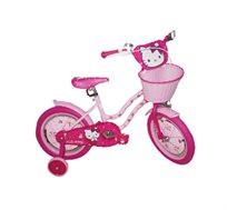 אופני BMX לילדים כולל גלגלי עזר במגוון גדלים לבחירה
