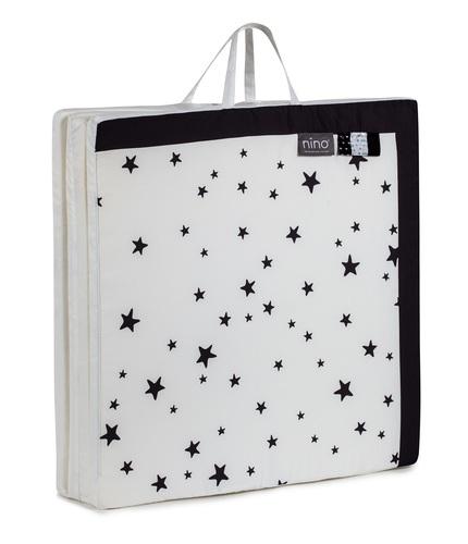 משטח פעילות 4 חלקים מתקפל מסדרת הכוכבים ורוד/לבן - משלוח חינם - תמונה 2