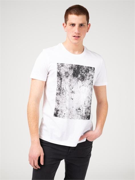 חולצת טי הדפס טאי דאי