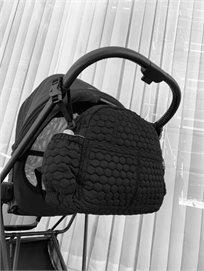 Bag - B תיק החתלה- ספיישל שחור