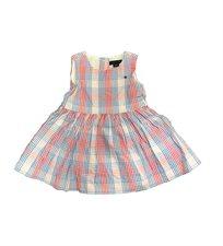 TOMMY HILFIGER שמלה (3 שנים)- משבצות