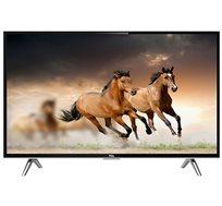 """טלוויזיה """"43  LED דקה במיוחד נגן מתקדם USB HD כולל 2 יציאות HDMI דגם L43D2900 TCL"""