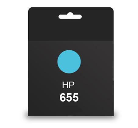 ראש דיו מקורי HP 655 כחול