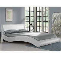 מיטת נוער רחבה מעוגלת HOME DECOR בעיצוב צעיר ועכשווי דגם METRO