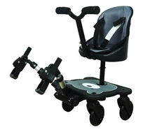 טרמפיסט עם מושב מרופד לעגלה ו 4 גלגלים Cozy4