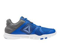 נעלי ספורט REEBOK לנערים CN5247 - כחול אפור