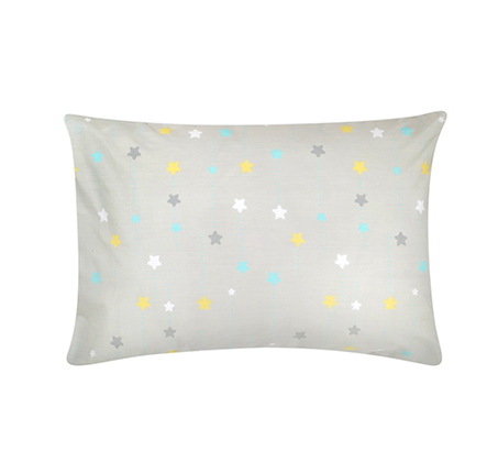 כרית מאורכת כוכבים