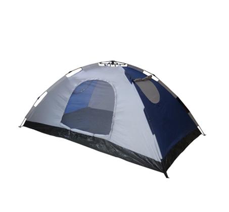 אוהל המתאים ל-6 אנשים בעל פתיחה מהירה