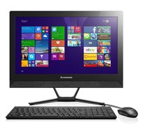 מחשב ALL IN ONE LENOVO C40 מסך 21.5 מגע מעבד QUAD CORE A6 דיסק קשיח 1T זיכרון 8G