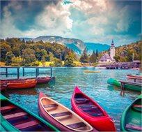 """חבילת טיסה מלון ורכב בסלובניה ל-7 לילות ע""""ב חצי פנסיון החל מכ-€999*"""