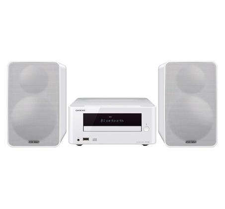 מערכת מיקרו קומפקטית בעיצוב חדשני עם Bluetooth 0.4 ונגן CD מבית ONKYO דגם CS-265