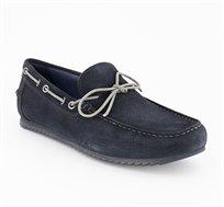 נעלי ז'מש מוקסין Geox דגם U Shark A - Suede לגברים בשני צבעים לבחירה