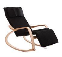 כסא נדנדה מתכוונן במגוון צבעים