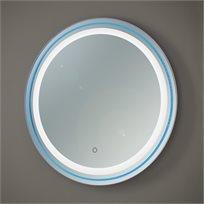 מראה עם תאורת לד לאמבטיה דגם קירן 80 ס''מ