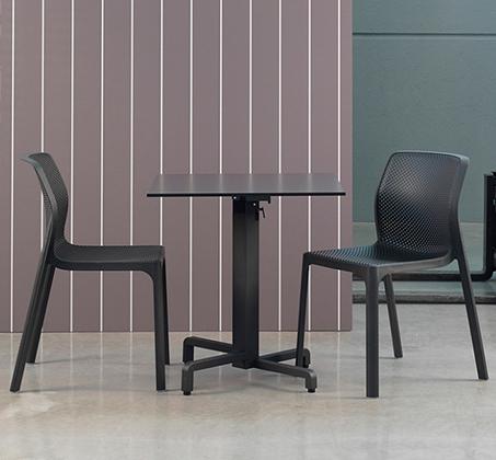 כיסא בעיצוב מודרני וצעיר SIDNEY מתאים לפנים הבית ולבחוץ Westin Stock - תמונה 4