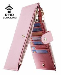 Lambo Wallet Multi Card Case Pink Sakura