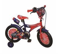 אופני ספיידרמן לילדים במגוון גדלים לבחירה