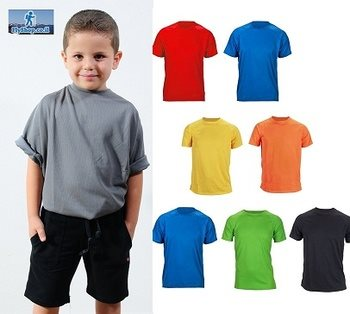 מארז 5 חולצות Dry-Fit איכותיות לילדים