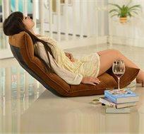 תתפנקו! ספה רב תכליתית נוחה במיוחד, לשכיבה וישיבה בעלת אפשרות כוונון ל-5 מצבים