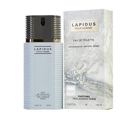 """בושם לגברים Lapidus א.ד.ט 100 מ""""ל Ted Lapidus"""
