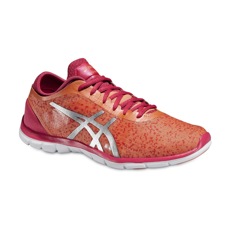 נעלי ספורט לאישה ג'ל פיט נובה - כתום