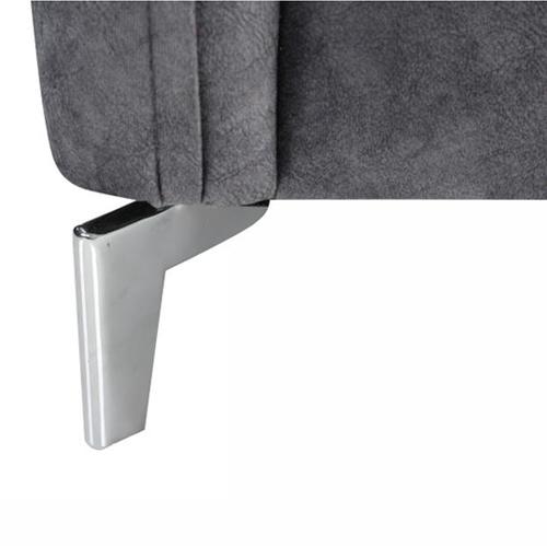 מערכת ישיבה 3+2 בעיצוב מודרני מרופדת בד רחיץ דגם קיטו HOME DECOR  - תמונה 3