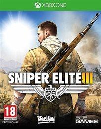Xbox One - Sniper Elite V3 אירופאי