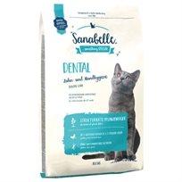 מזון לחתולים לשיניים סנבל דנטל 2 ק''ג Sanabelle