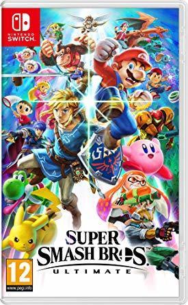 Nintendo Switch נינטנדו סוויץ' חבילת סופר סמאש - משלוח חינם - תמונה 3