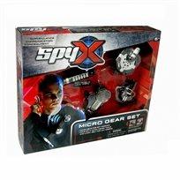 חגורת עזרים עם 4 מכשירי ריגול Spy X