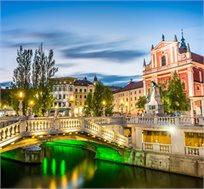 טיסות ללובליאנה - סלובניה החל מכ-$220*