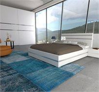 חדר שינה קומפלט בעיצוב מודרני Rosseto online דגם Glass