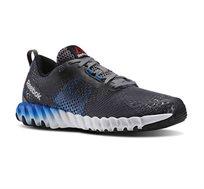 נעלי ריצה ריבוק לגברים REEBOK TWISTFORM BLAZE MT RUNNING SHOES V72299 בצבע אפור כחול