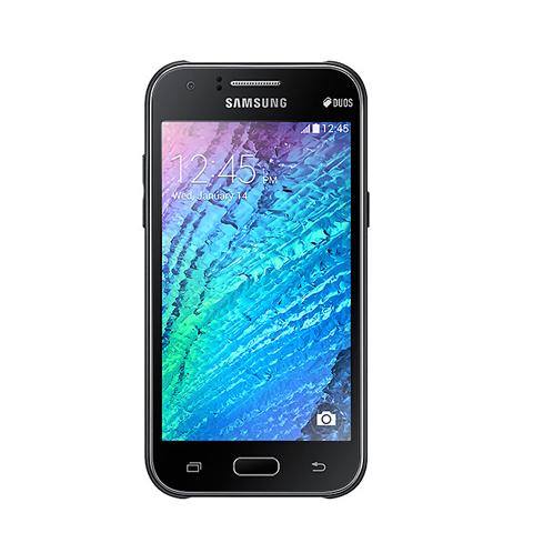 "Samsung Galaxy דגם J100 בעל מסך מגע בגודל ""4.3, מעבד Quad-core ו-זכרון 16GB- אחריות יבואן רשמי!"