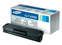 טונר מקורי במחיר מצחיק! טונר מקורי SAMSUNG CLT K508L בצבע שחור כולל אחריות!