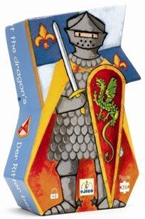 פאזל 36 - אביר - Djeco