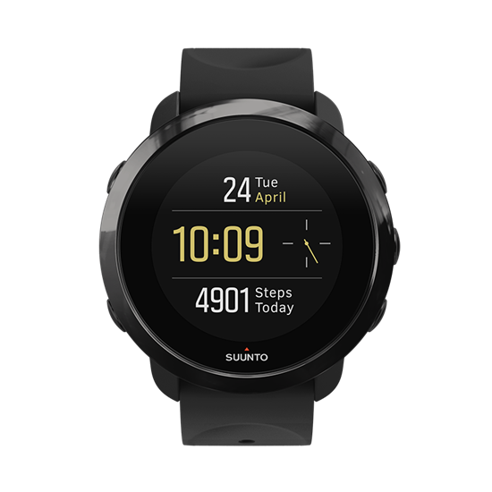 שעון ספורט וכושר עם דופק מובנה Suunto 3 Fitness מהדורה מוגבלת בשני צבעים לבחירה - משלוח חינם - תמונה 4