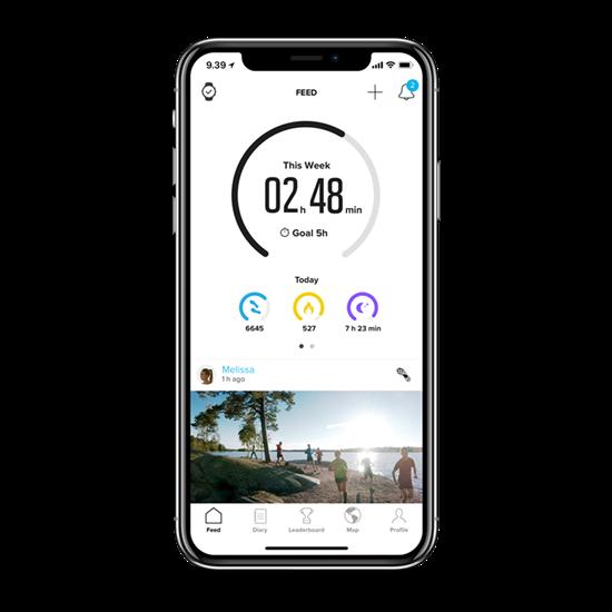 שעון ספורט וכושר עם דופק מובנה Suunto 3 Fitness מהדורה מוגבלת בשני צבעים לבחירה - משלוח חינם - תמונה 6