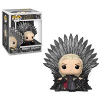 "Funko Pop - Deanerys Targerian On Throne 6"" (Got) 75  בובת פופ"
