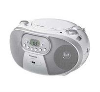 מערכת שמע ניידת Panasonic דגם RX-DU10