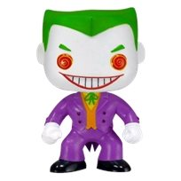 Funko Pop - The Joker (Dc Super Heroes) 06 בובת פופ