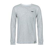 חולצת טישירט שרוולים ארוכים לגברים DIADORA דגם 9165102 - צבע לבחירה