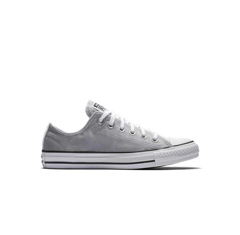 נעלי סניקרס Chuck Taylor נמוך לנשים - אפור נצנץ