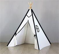 אוהל טיפי מעוצב לחדרי ילדים