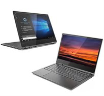 """מחשב נייד LENOVO IdeaPad YOGA מסך """"13.3 זיכרון 16GB מעבד i7 דיסק 512GB SSD מערכת WIN10 - עודפים"""